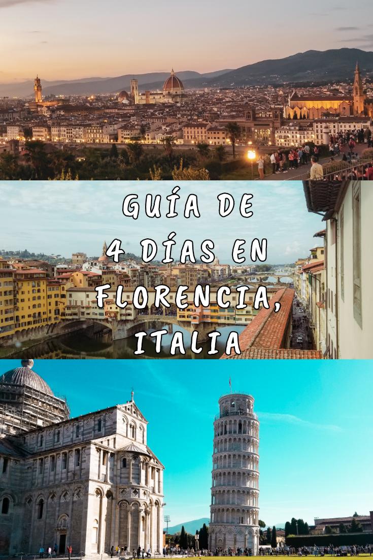 Visita Florencia en 4 días