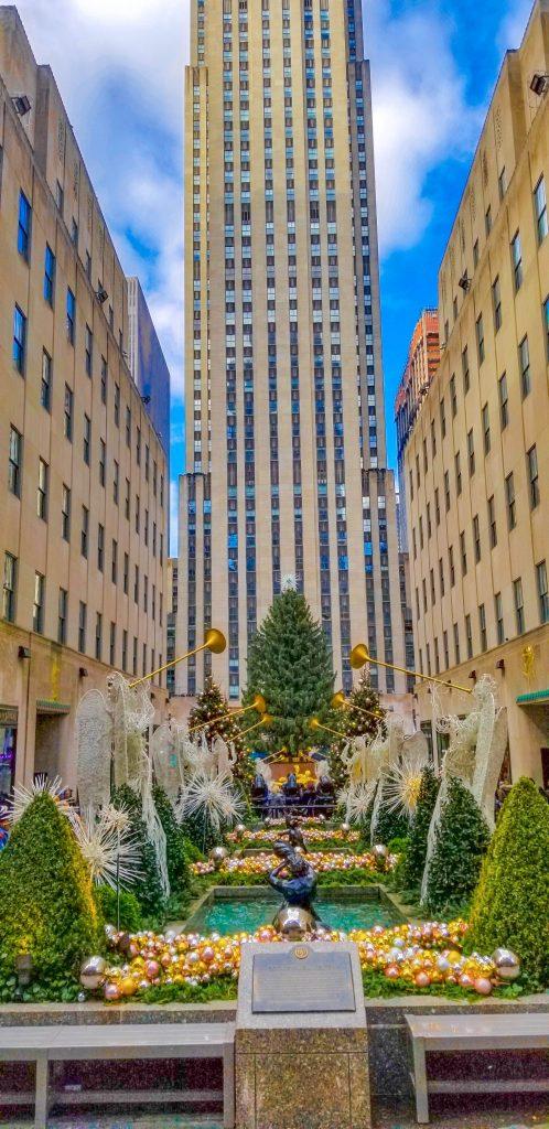 itinerario de 4  días en Nueva York con el CityPASS