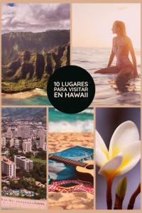 10 lugares para visitar en Hawaii