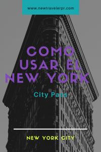 Por qué Usar el CityPass