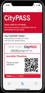 usar el CityPASS