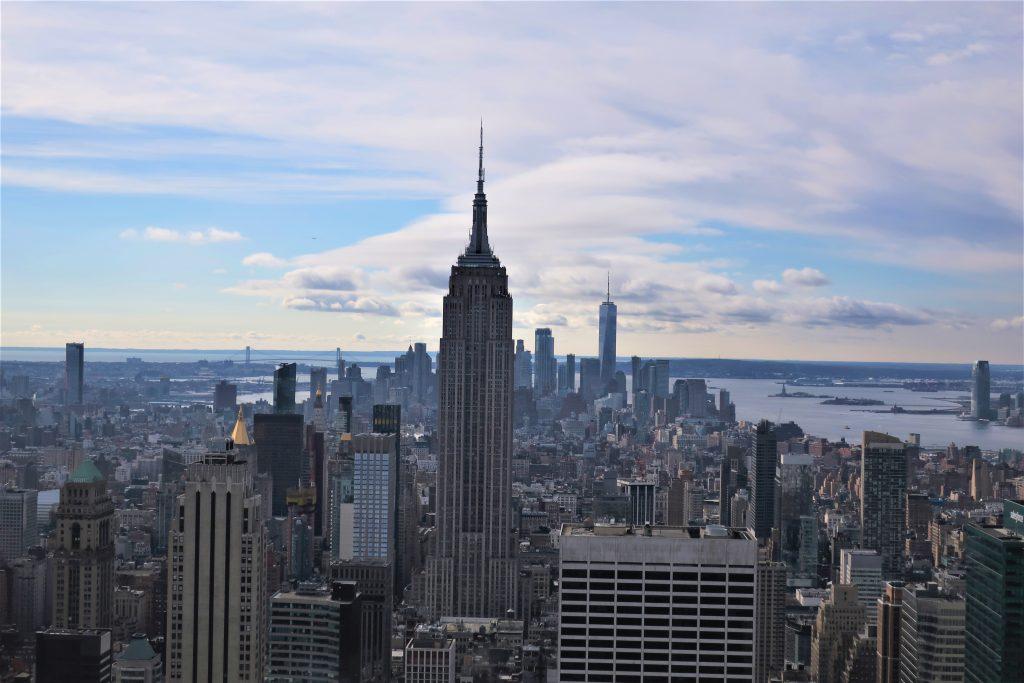 Itineario Nueva York