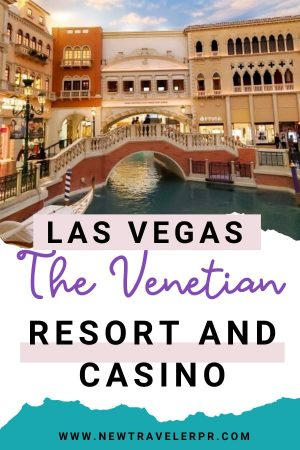 The Venetian Resort and Casino Las Vegas