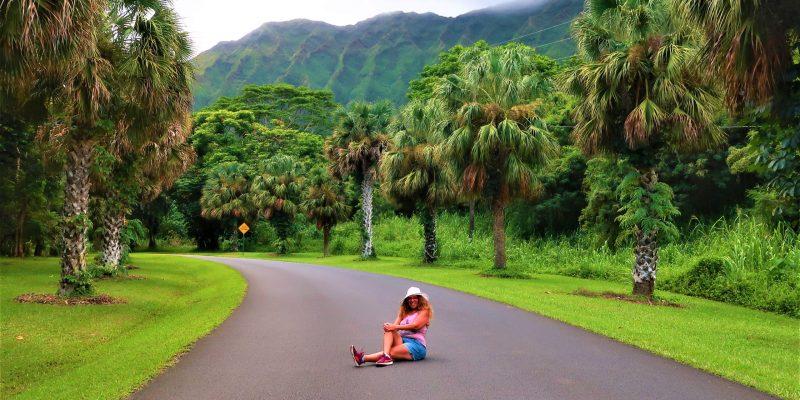 Hawaii, Jardín Botánico